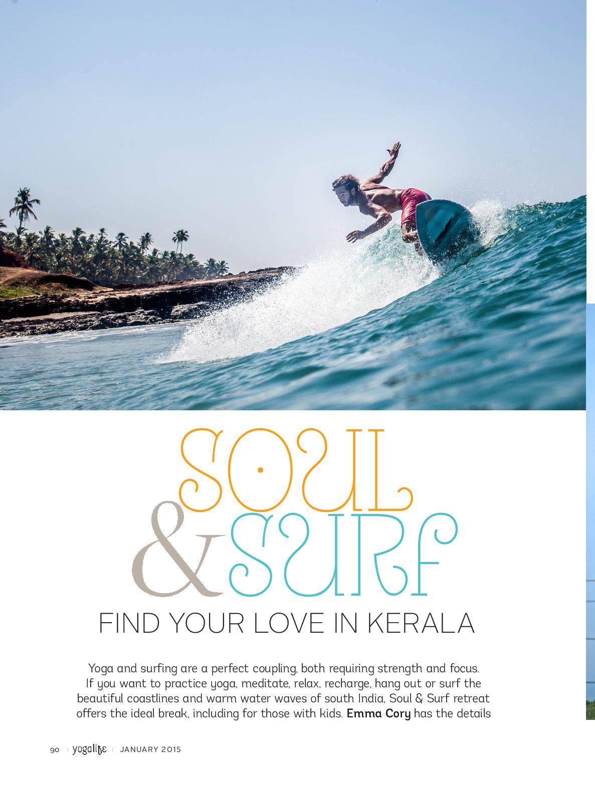 Kerala Soul and Surf