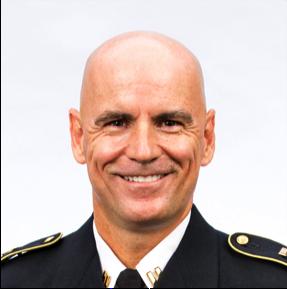 Captain Tony Raimondo - Area of Focus: Fair & Impartial Policing
