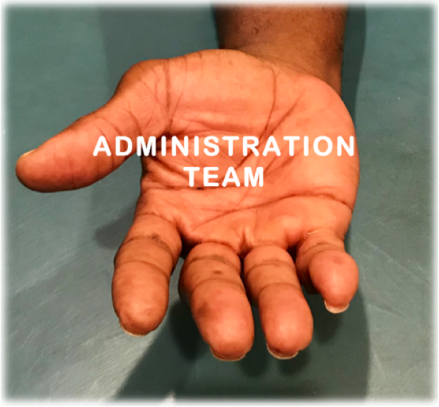 ADMIN. - We need people that have the ability to organized data, track member and partner relationships. They also proof documents, set up presentations and assist were needed.