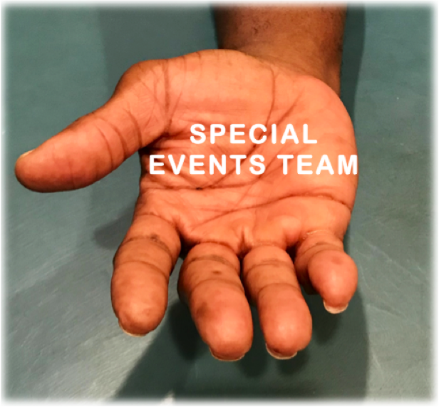 EVENTS - We need people who enjoy setting up and breaking down events. They are the worker bees at our events. Task: stocking, moving, lifting, registering and monitoring our guest.