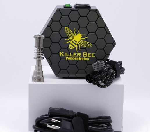 Killer bee set up.jpg