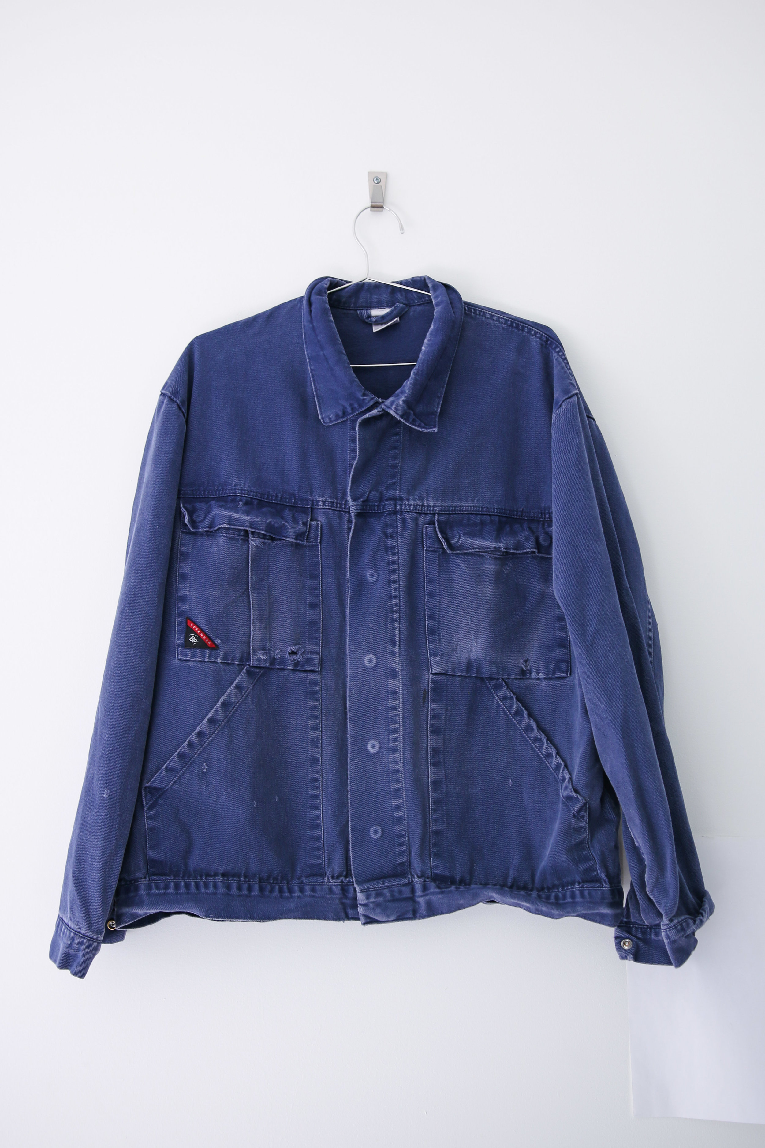Vintage Jackets - Probably the one piece of clothing that is a bit forgiving when it comes to sizing. Plus… who won't love a unique vintage jacket?
