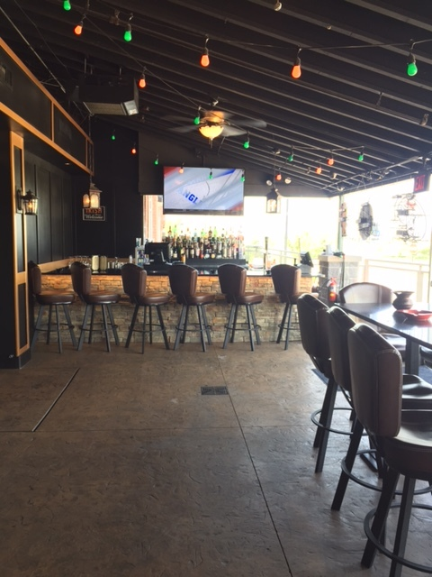 A cigar friendly bar in West Des Moines