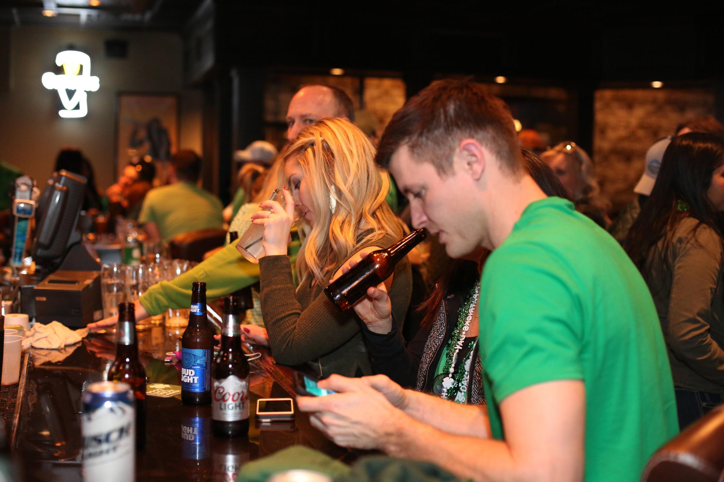 The Irish - Bar and Pub in West DSM