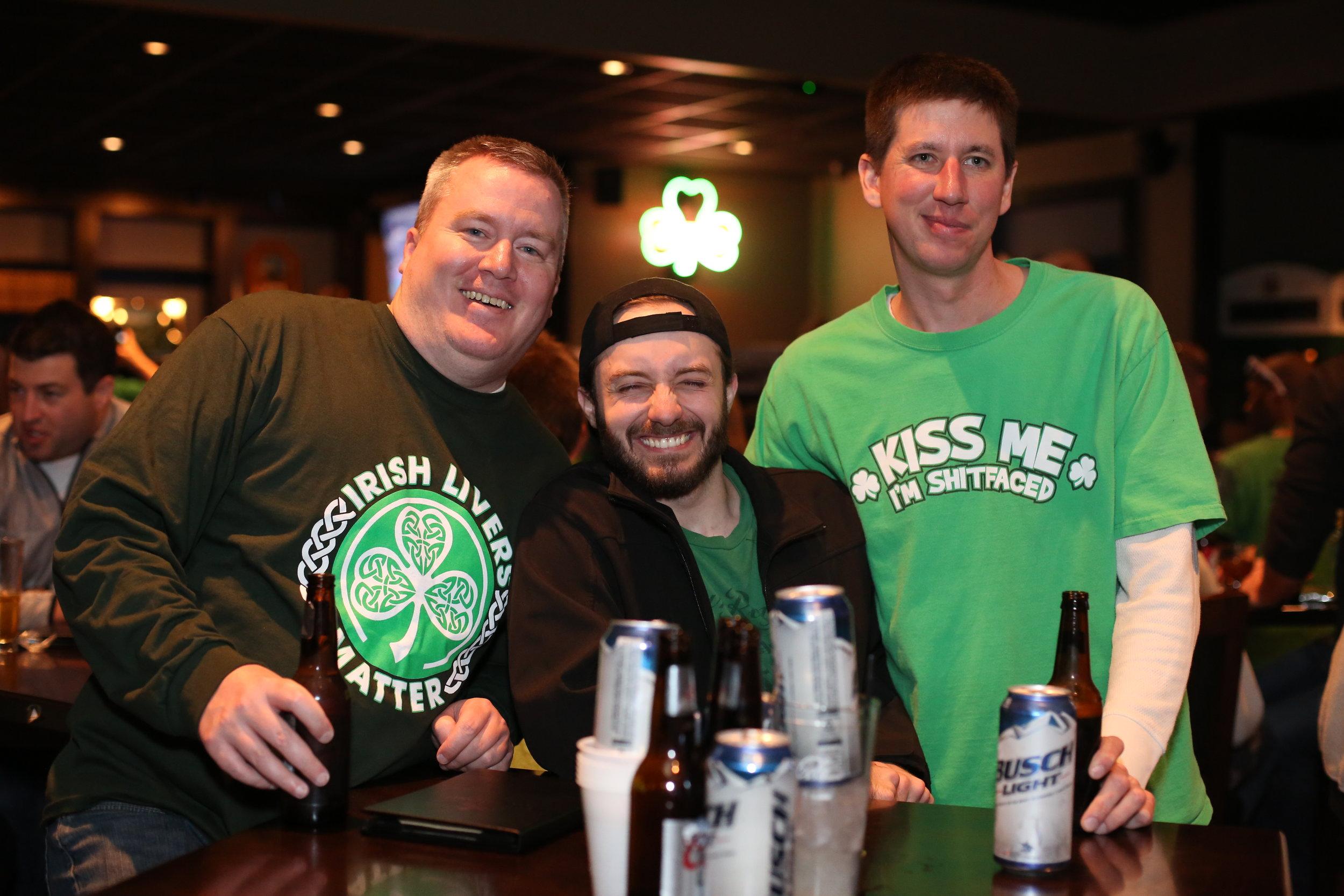 The Irish - West Glen Town Center Pub