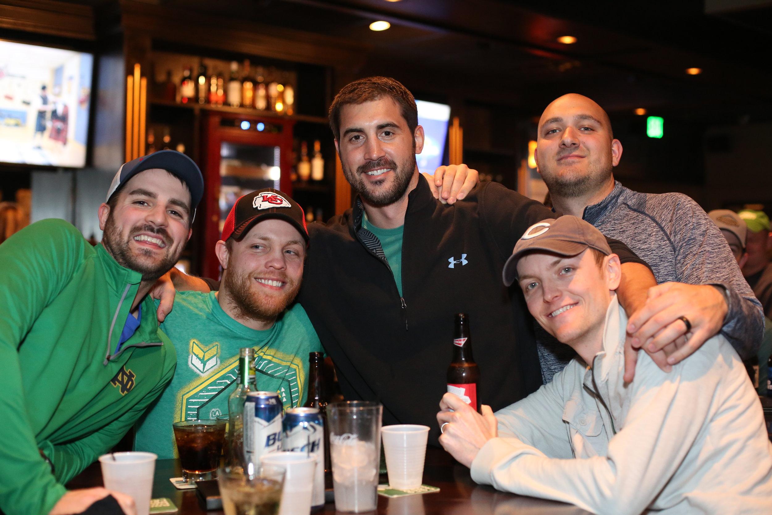 The Irish - Where Friends Meet in West Des Moines