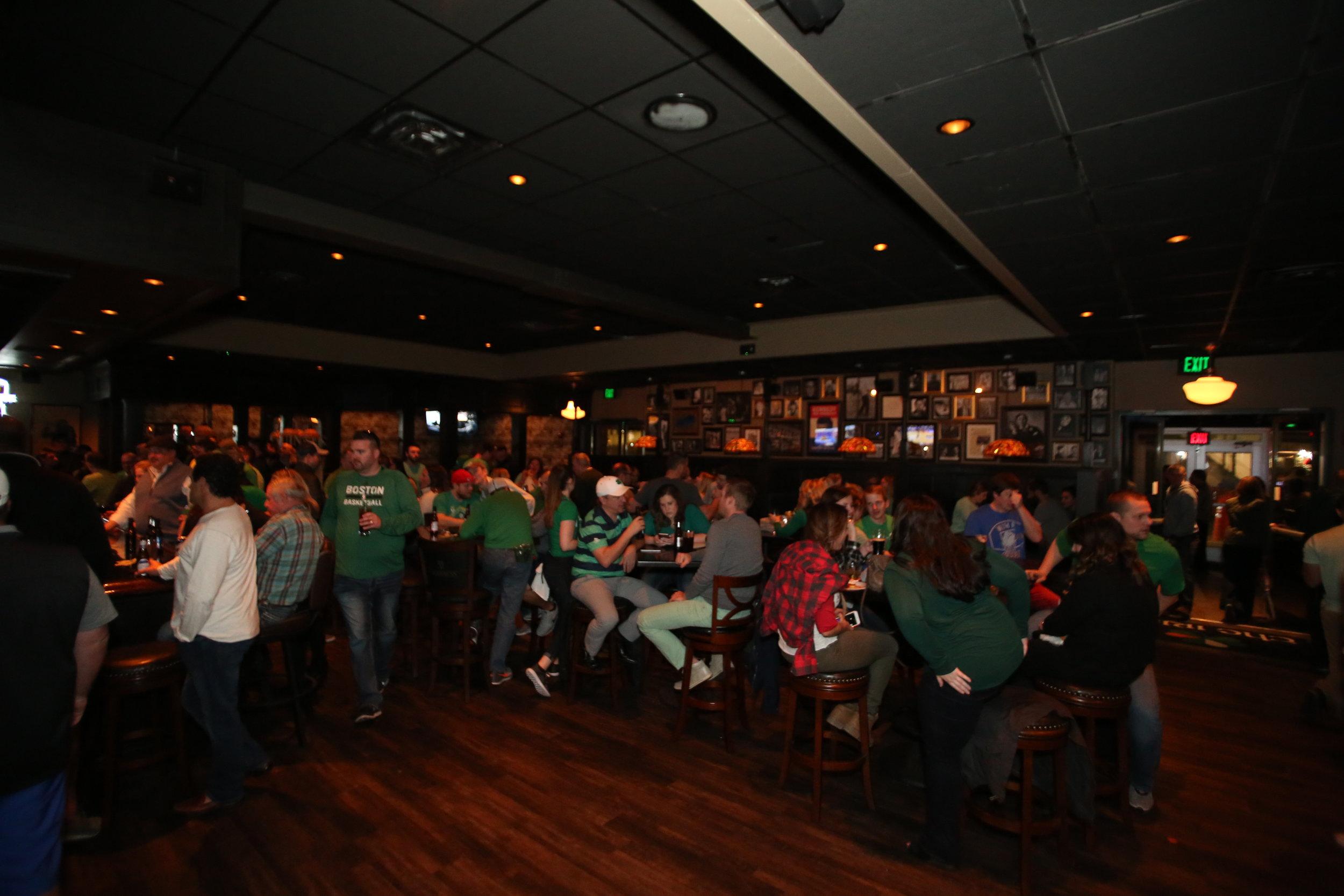 The Irish, a new Irish Pub in West Des Moines