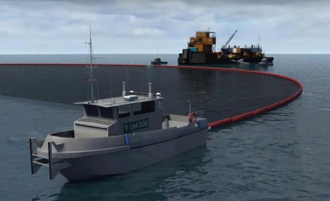 Oil Spill Response Plan -