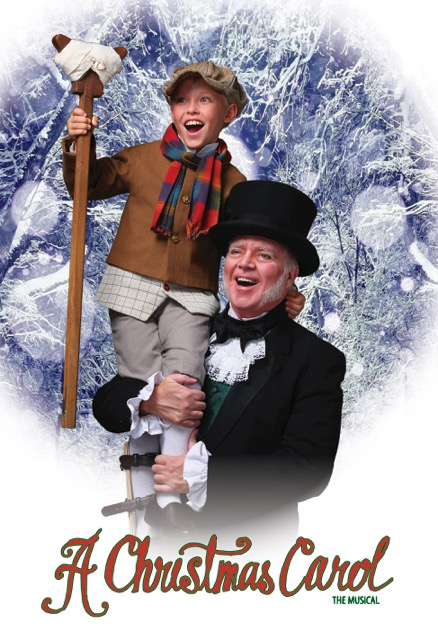 Miles starred to great acclaim as Ebenezer Scrooge in A Christmas Carol.