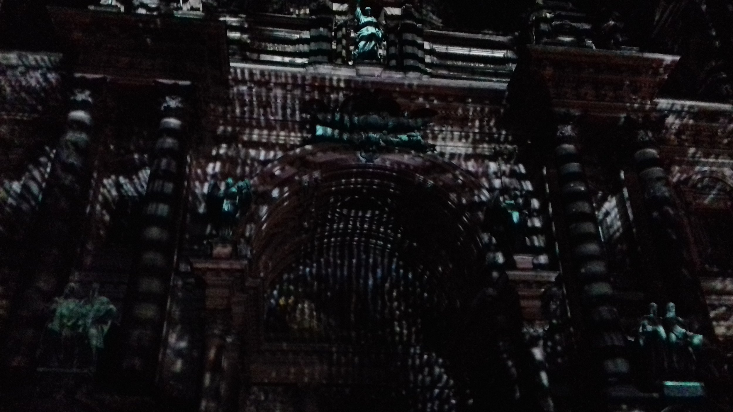 inspiration: projection mapping in Berlin