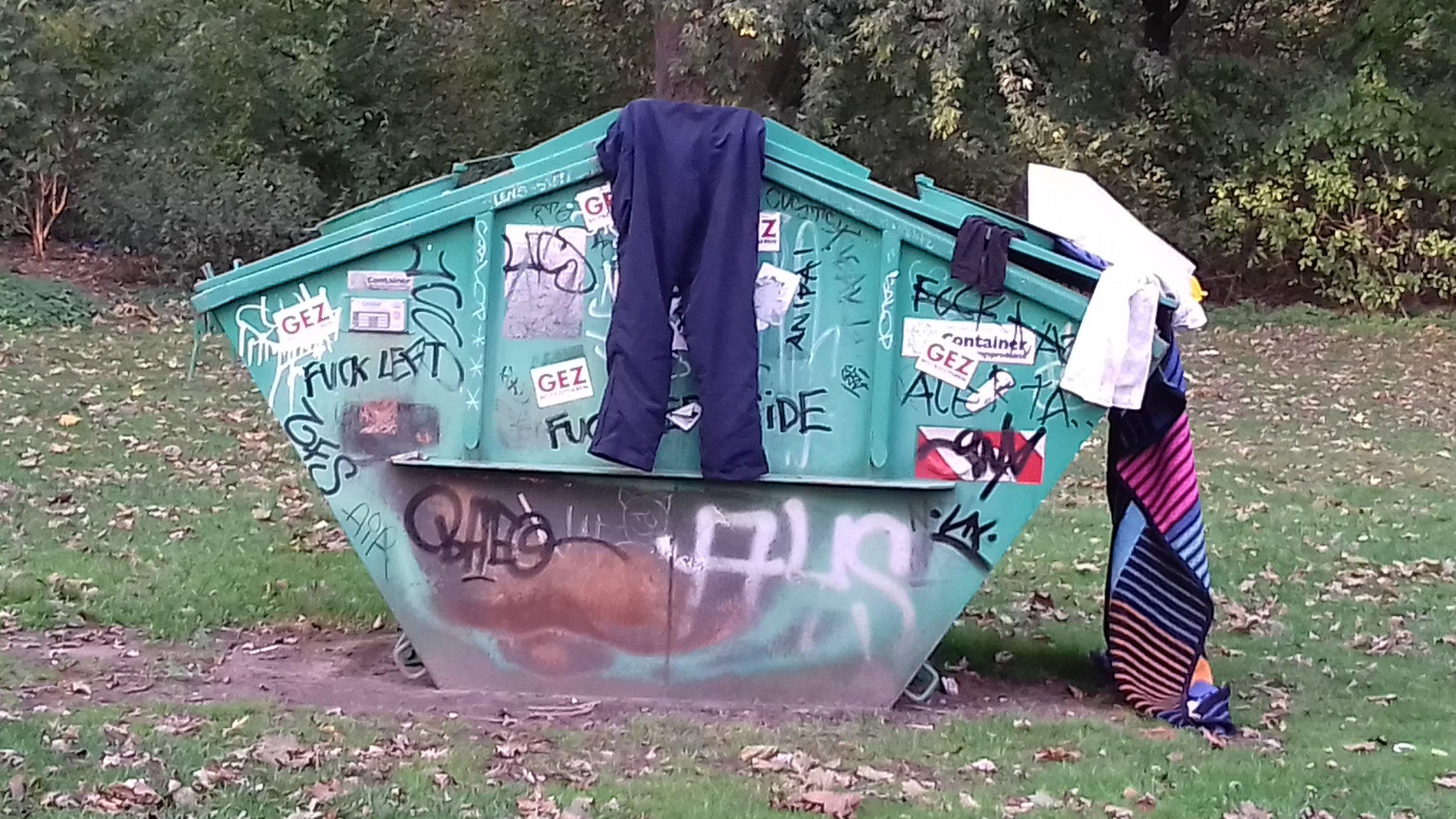 inspiration: trash or resources?
