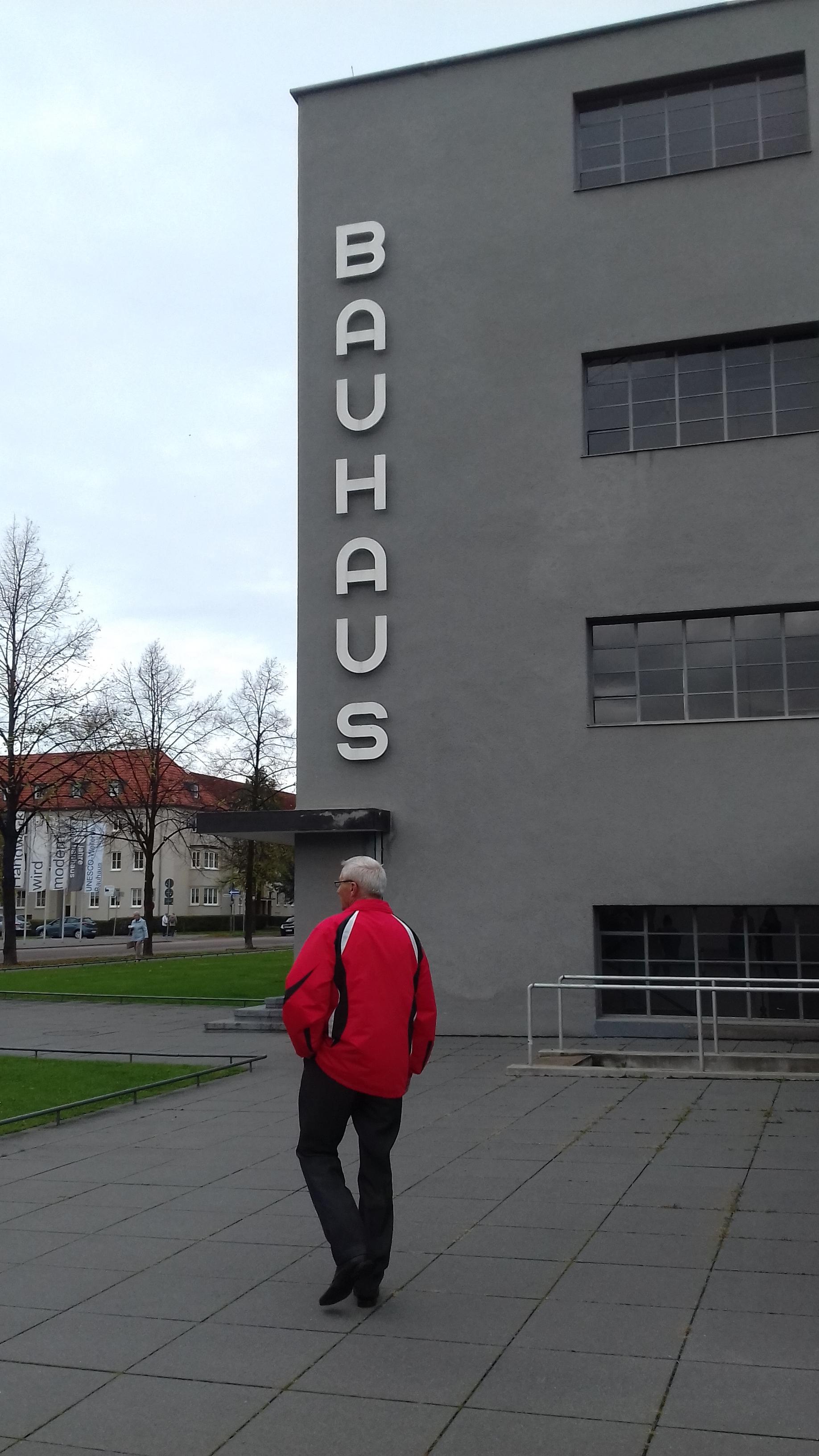 Bauhaus visit