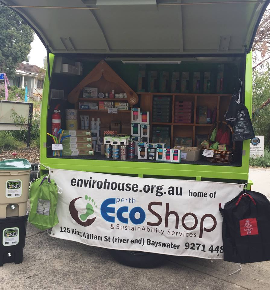 Environment House Bayswater Pop Up Trailer - Environment House Bayswater will be in the MJAC Courtyard with their Garden Theme Pop Up Shop and free drop in activities. Kids can get hands on with composting and worm farms, whilst adults can learn more tips on how to reduce, reuse in the Garden and Household. A range of sustainable cleaning and gardening products will be available to purchase from the Enviro House team.FREE