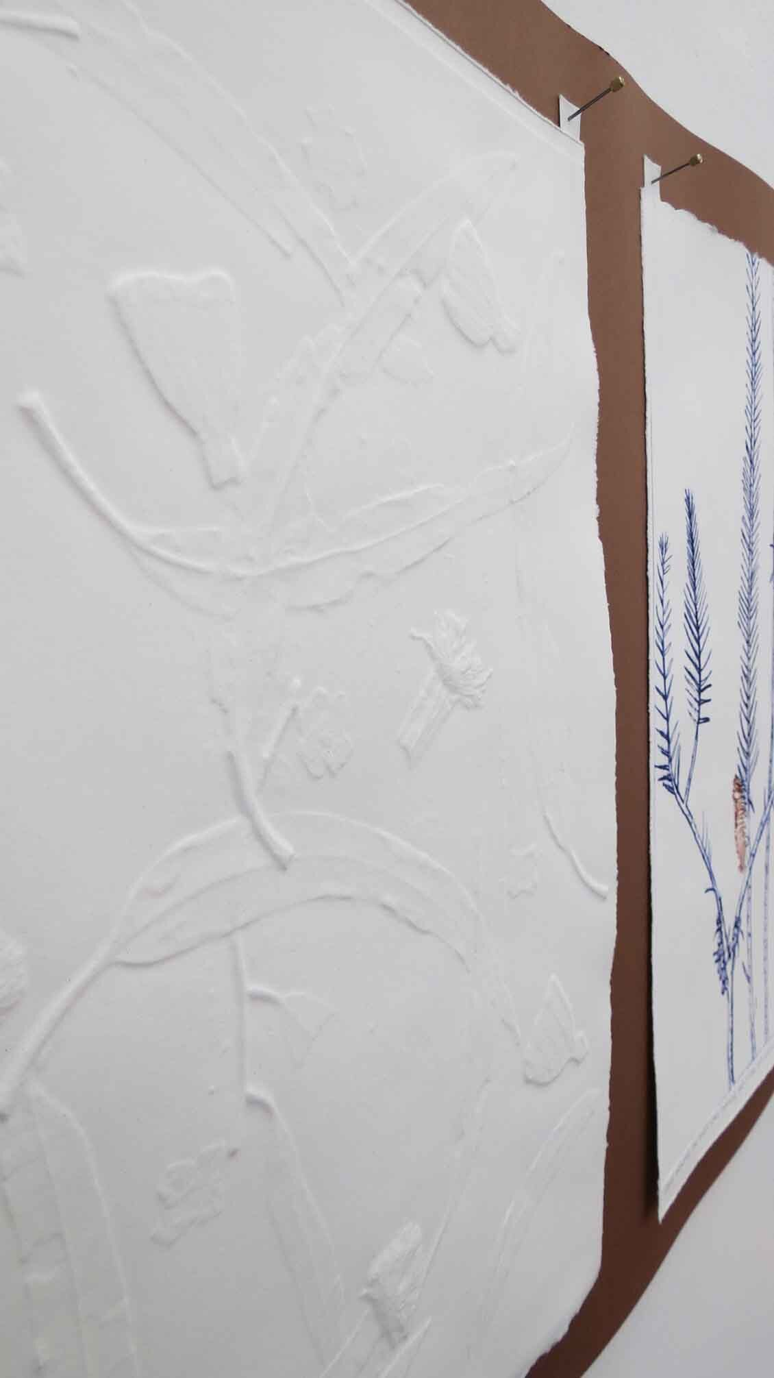 31. Marian Giles, Beneath the Illyarrie I detail