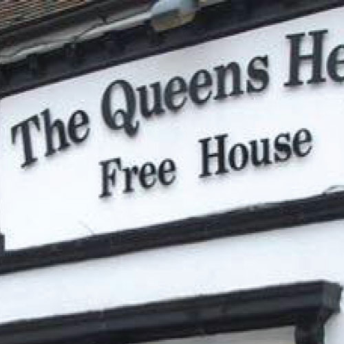 IV. THE QUEENS HEAD