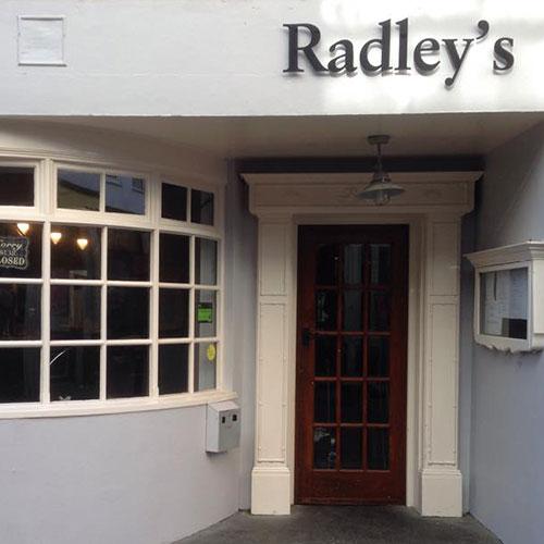 X. RADLEY'S BISTRO & BAR