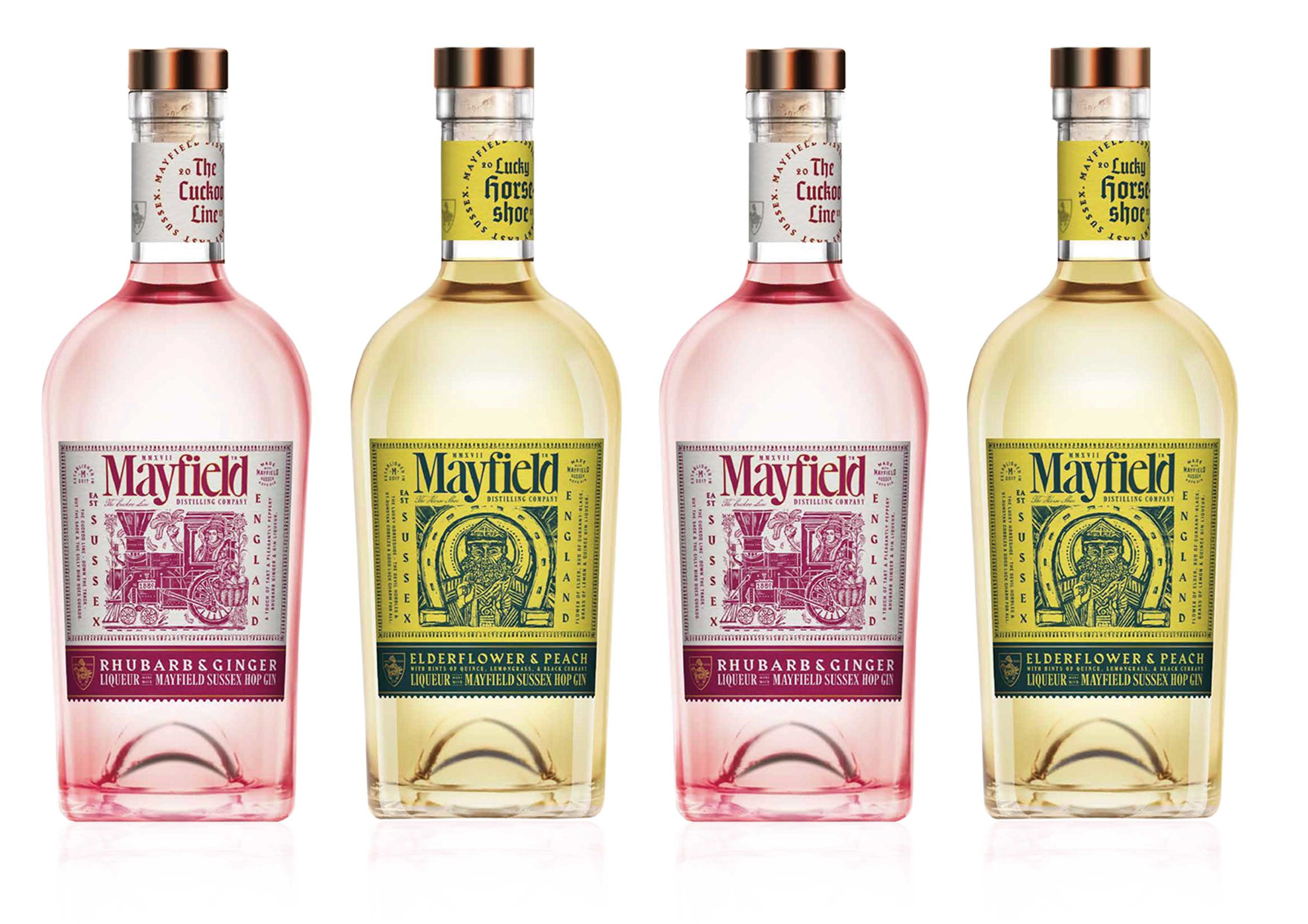 MAYFIELD GIN LIQUEURS - NOW AVAILABLE TO ORDER