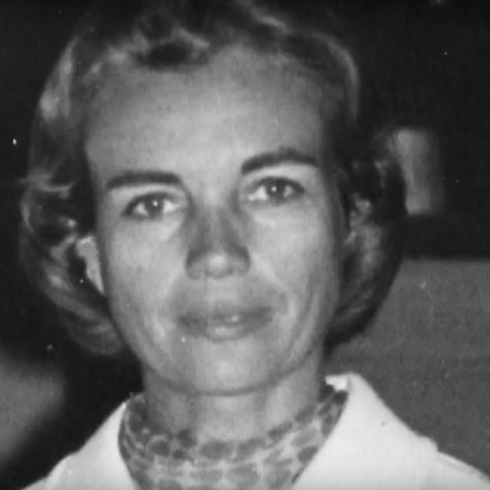 1952  - Her First Job