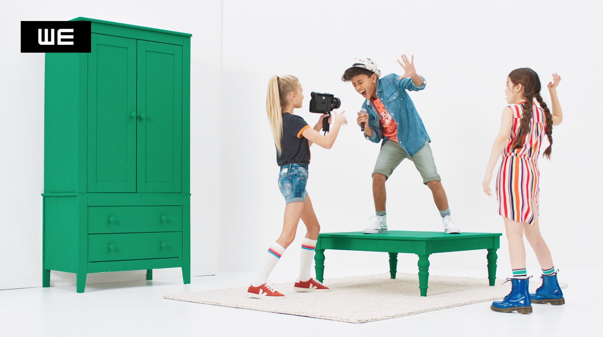 WE KIDS - COMMERCIAL