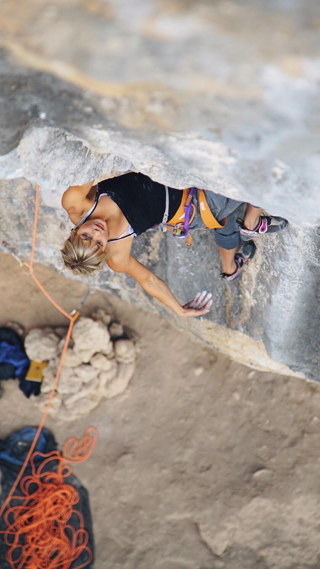 Toni Canneloni, 8a+, Margalef, Spain