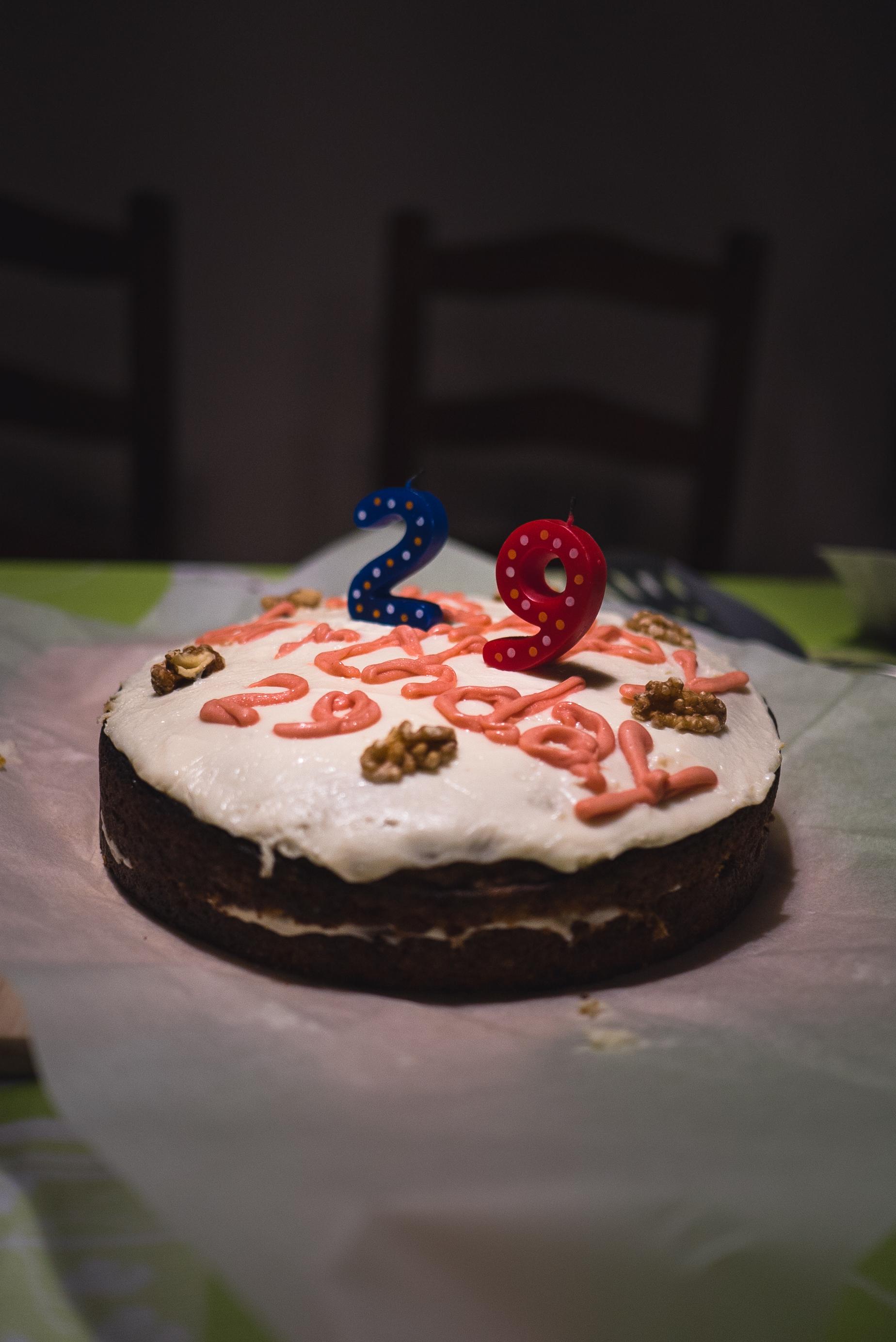 Birthday cake for Jon's surprise birthday party 😍
