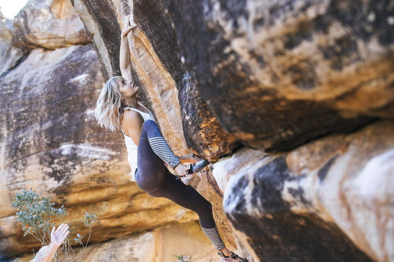 Giving a shot for the Eye of Sauron, 7C+