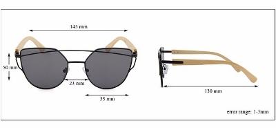 Lentes de alta calidad, 100%UV400 cat. 3 y polarizadas que contienen una lámina de material especial, que absorben mejor los reflejos. El filtro polarizado de las gafas Radikalvip integrado permite reducir esos reflejos, por lo que aportan un gran confort visual en todas las circunstancias.