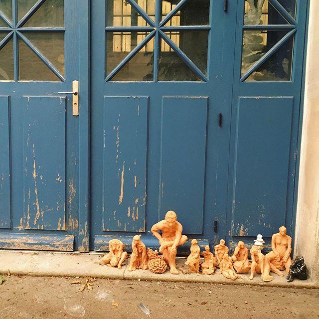 Pour les intéressés, les portes ouvertes des Ateliers des Beaux-arts de Montparnasse auront lieu les 14 et 15 juin 🌝 #abaparis #expoparis #montparnasse #beauxarts #paris