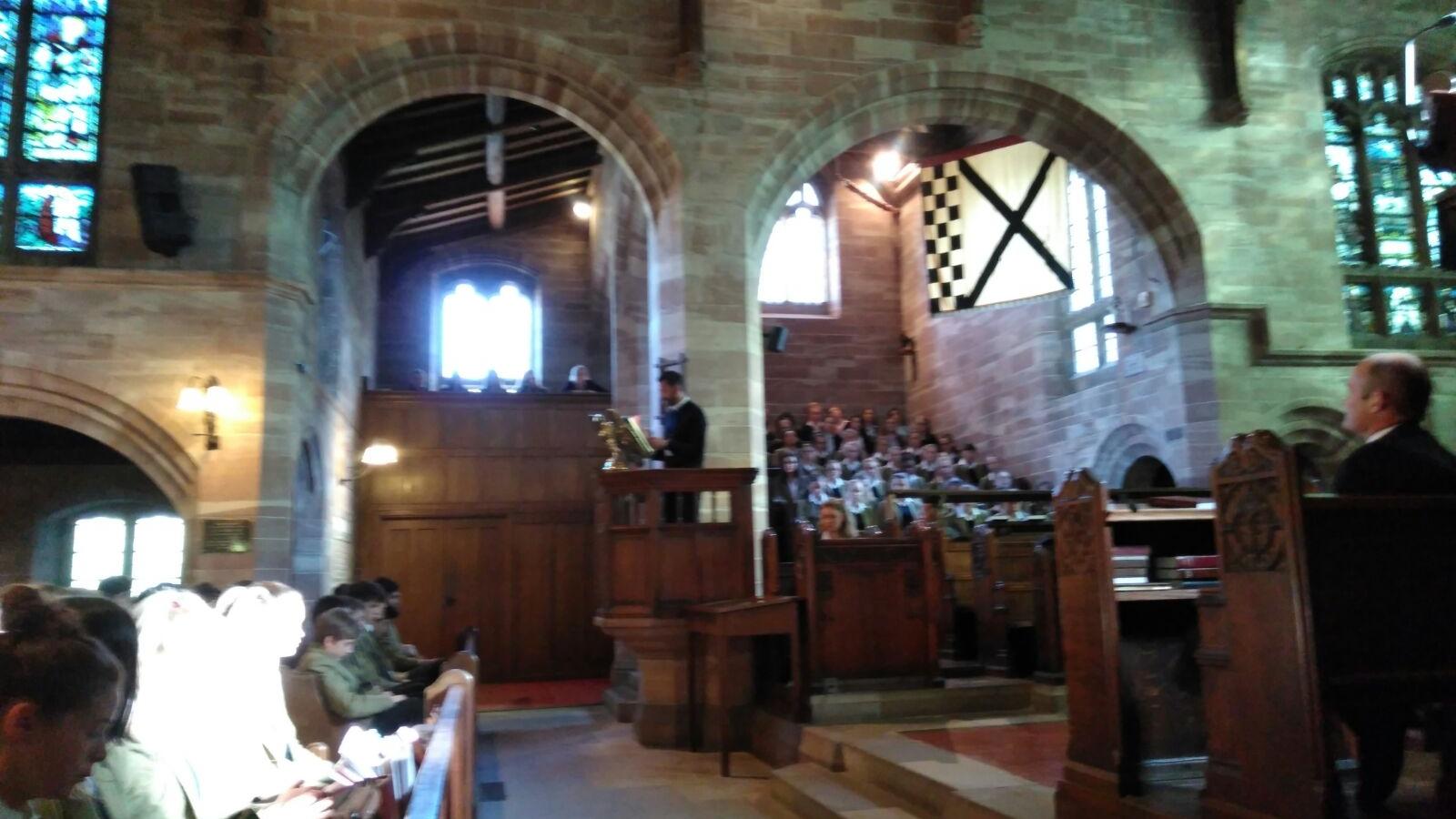 The flipflopi school talk at Sedbergh