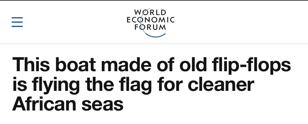 World Economic Forum,  February 2019