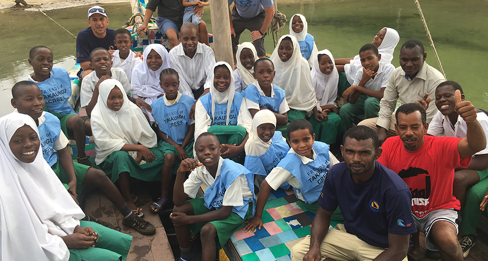 Engagement - With individuals, businesses and policy makers at national and regional levelWe reached 12 different communities along the East African coastline; directly engaging >5000 peopleWe ran 7 community events, together with >50 local conservation and ecotourism partners along the way~ 3000 schoolchildren came on the boat to learn about plastic pollution~50 recycling workshops were conducted showing how to make valuable things from wasted plastic with low-tech toolsWe directly engaged 250 people from the Kenyan tourism fraternity including county & national government membersThe Kenyan PET industry body PETCO pledged to find new solutions to plastic pollutionGovernment ministers and environmental governing bodies made commitments for long-term solutions
