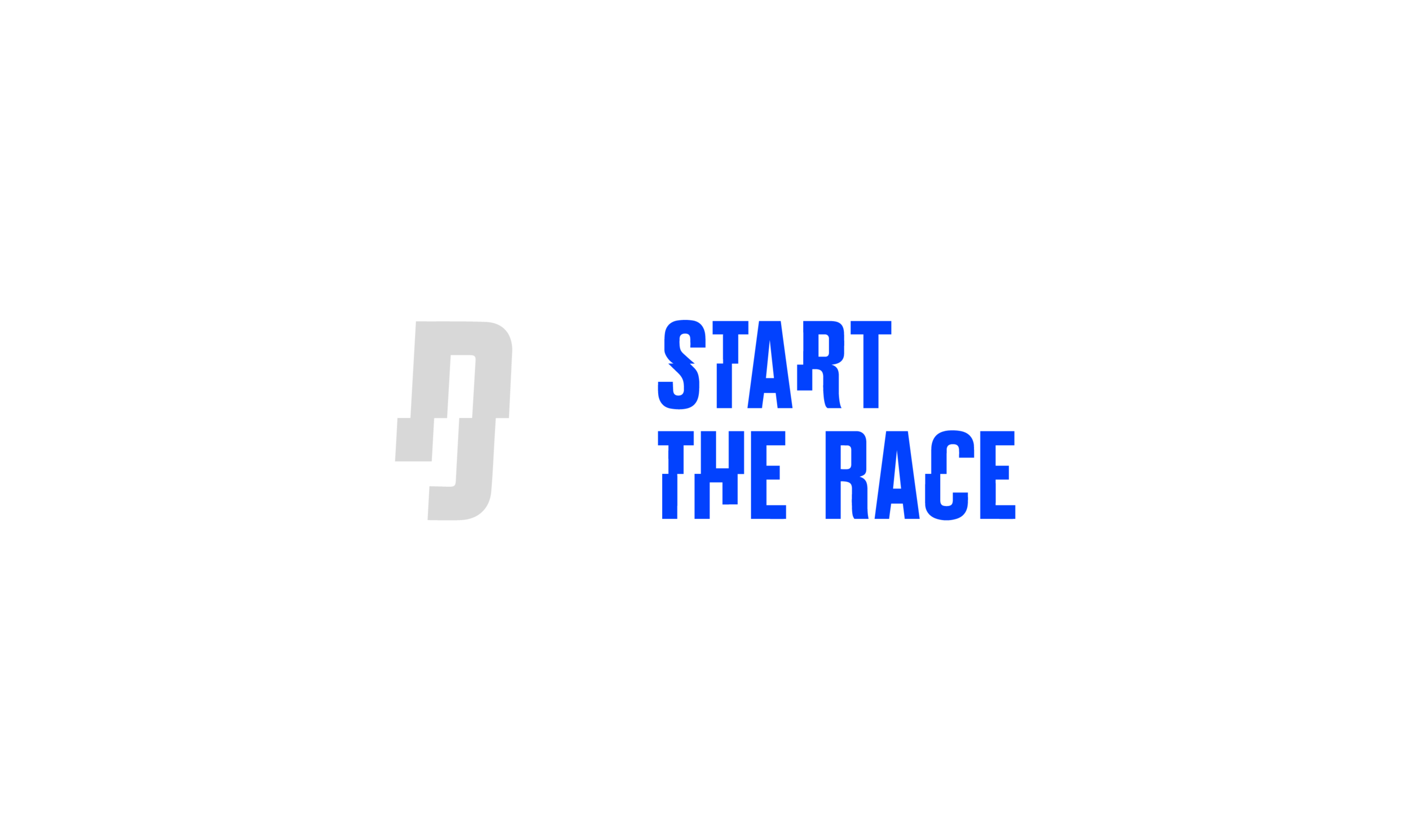 Start the race title.png