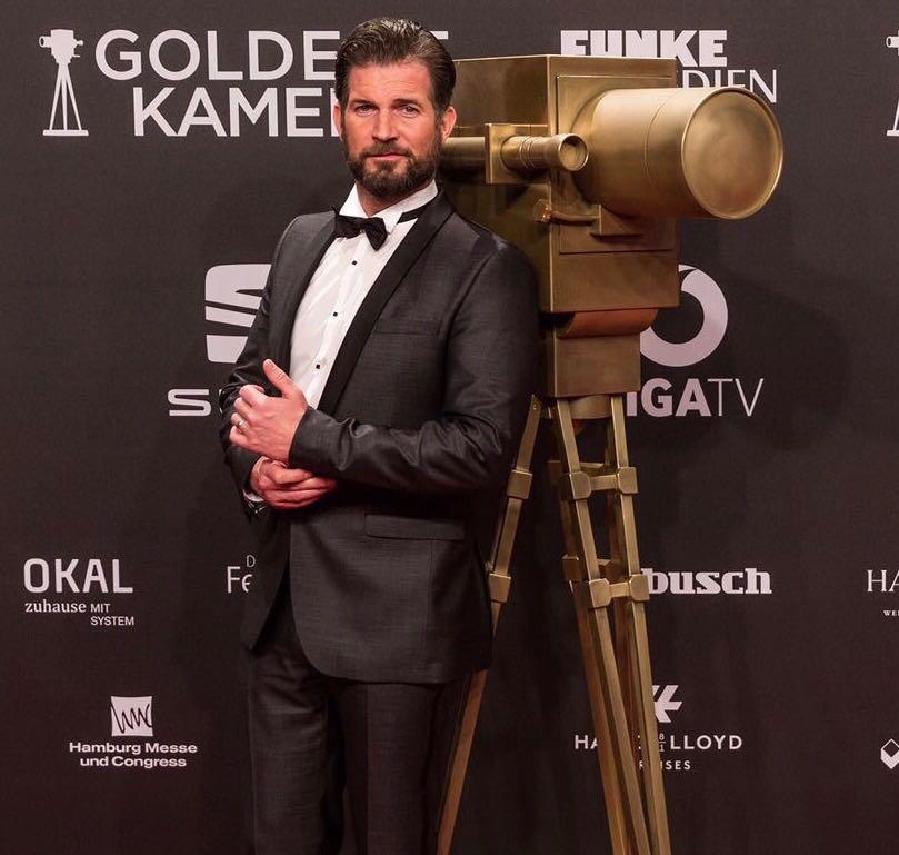 Simon Böer - Styling für die Goldene Kamera