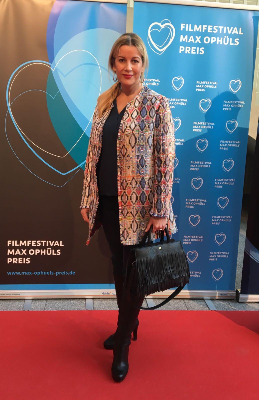Alexa Maria Surholdt - Styling für das Filmfestival Max Ophüls