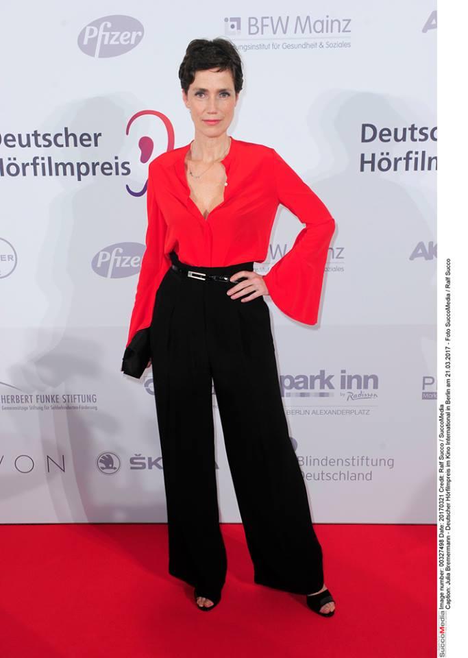 Julia Bremermann - Styling für den Deutschen HoerfilmpreisPhoto by Ralf Succo