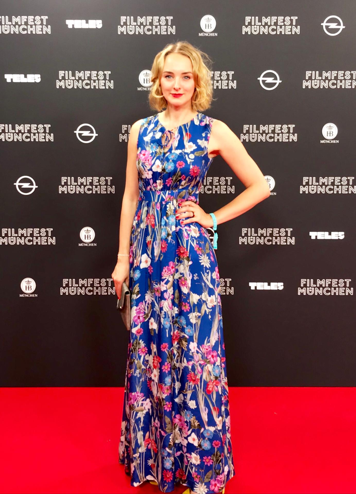 Anne-Catrin Märzke - Styling für die Opening Night 36. Filmfest München