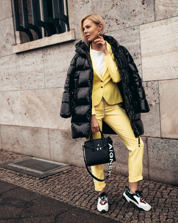 Carolin Lauffenburger - Styling Portrait Shootinganlässlich der Fashionweek in Berlin