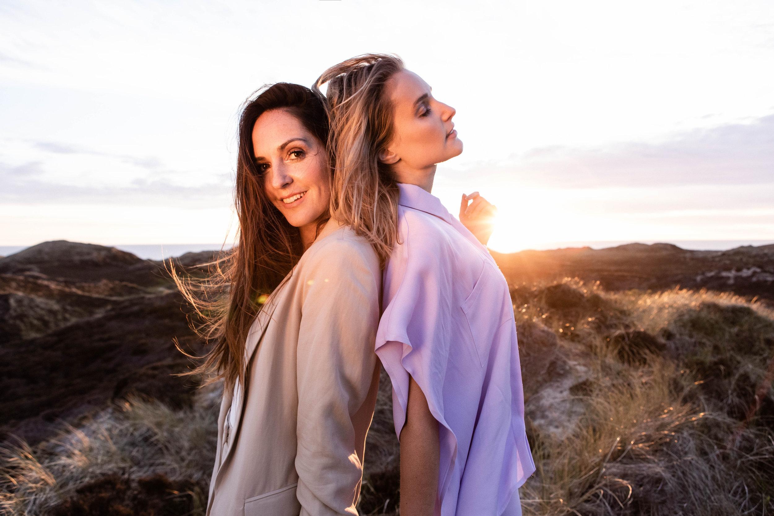 """Johanna & Marie - Styling für die zweite Strecke """"Marie trifft…""""Photo by Sophia Noelle"""