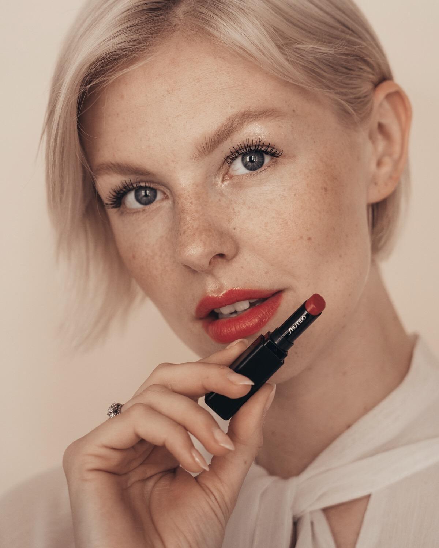 The Story of Shiseido   VisionAiry Gel Lipstick