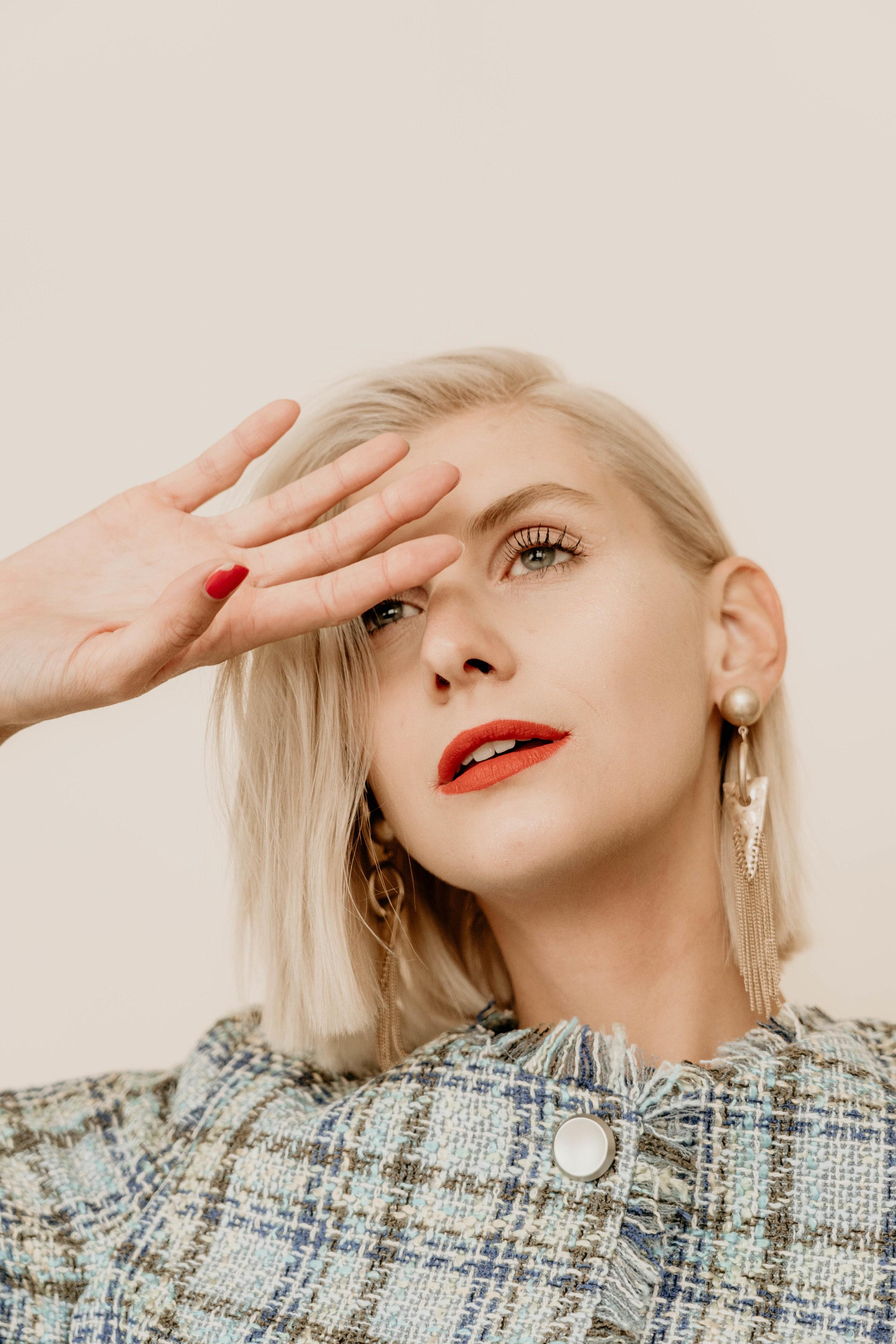 Kimyana Hachmann - Coordination Management Social Media Kooperation mit Shiseido x Emotion.Award 2019Photo by Carolin Lauffenburger