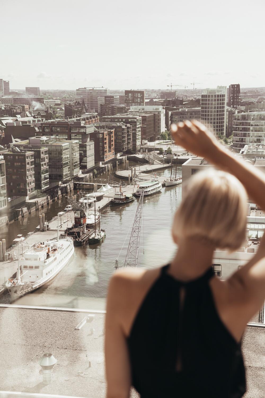 Carolin Lauffenburger - Coordination Management Social Media Kooperation mit dem The Westin HamburgPhoto by Kimyana Hachmann