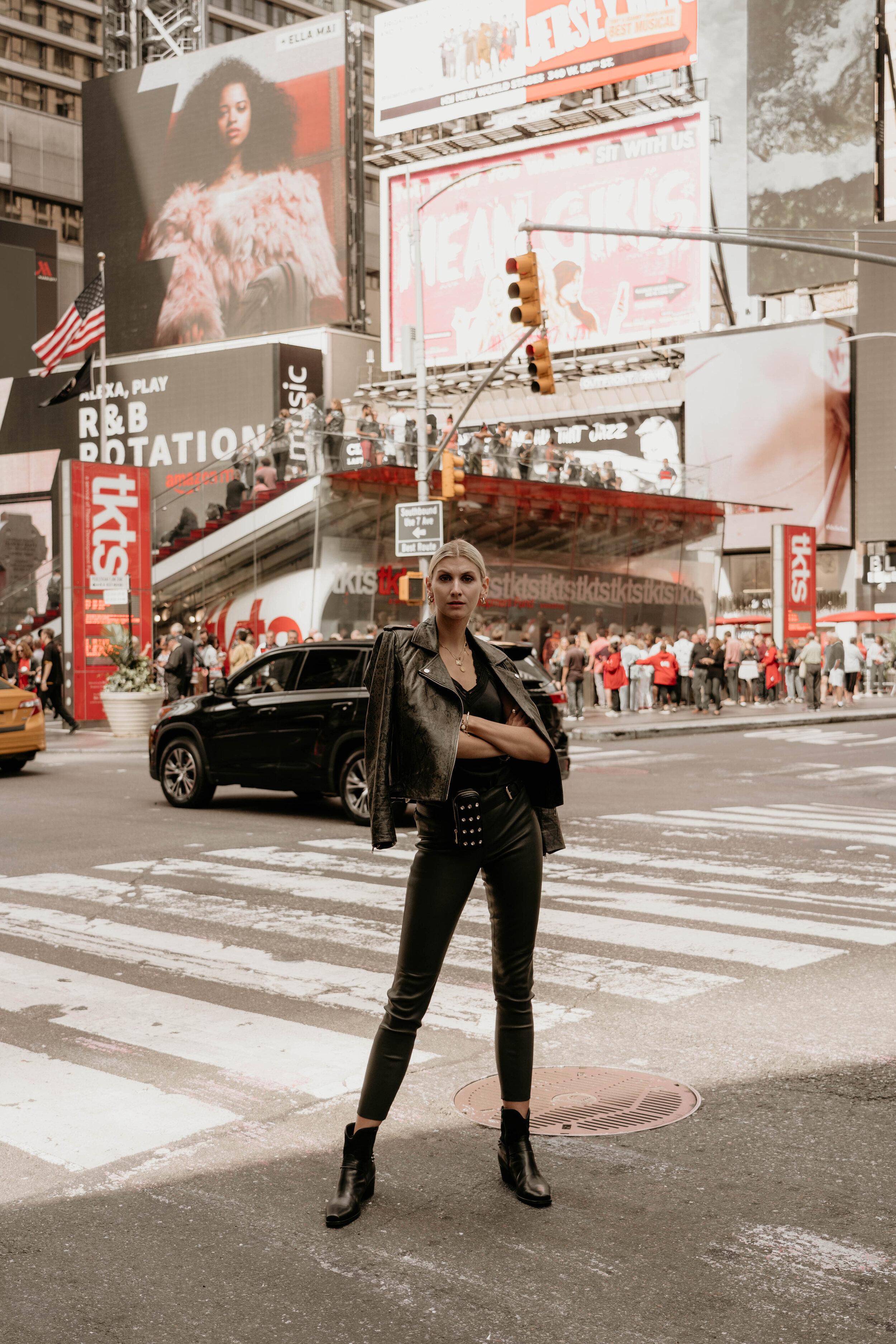 Kimyana Hachmann - Styling & Management Social Media Kooperation mit Madeleine x New YorkPhoto by Carolin Lauffenburger