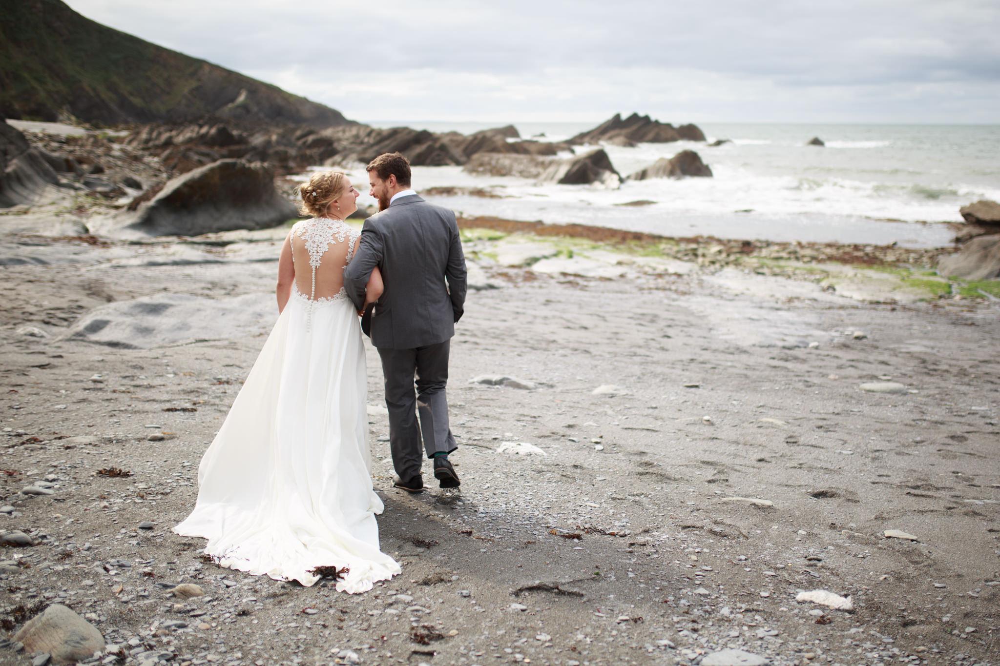 Tunnels Beaches Devon Wedding Photographer 024_.jpg