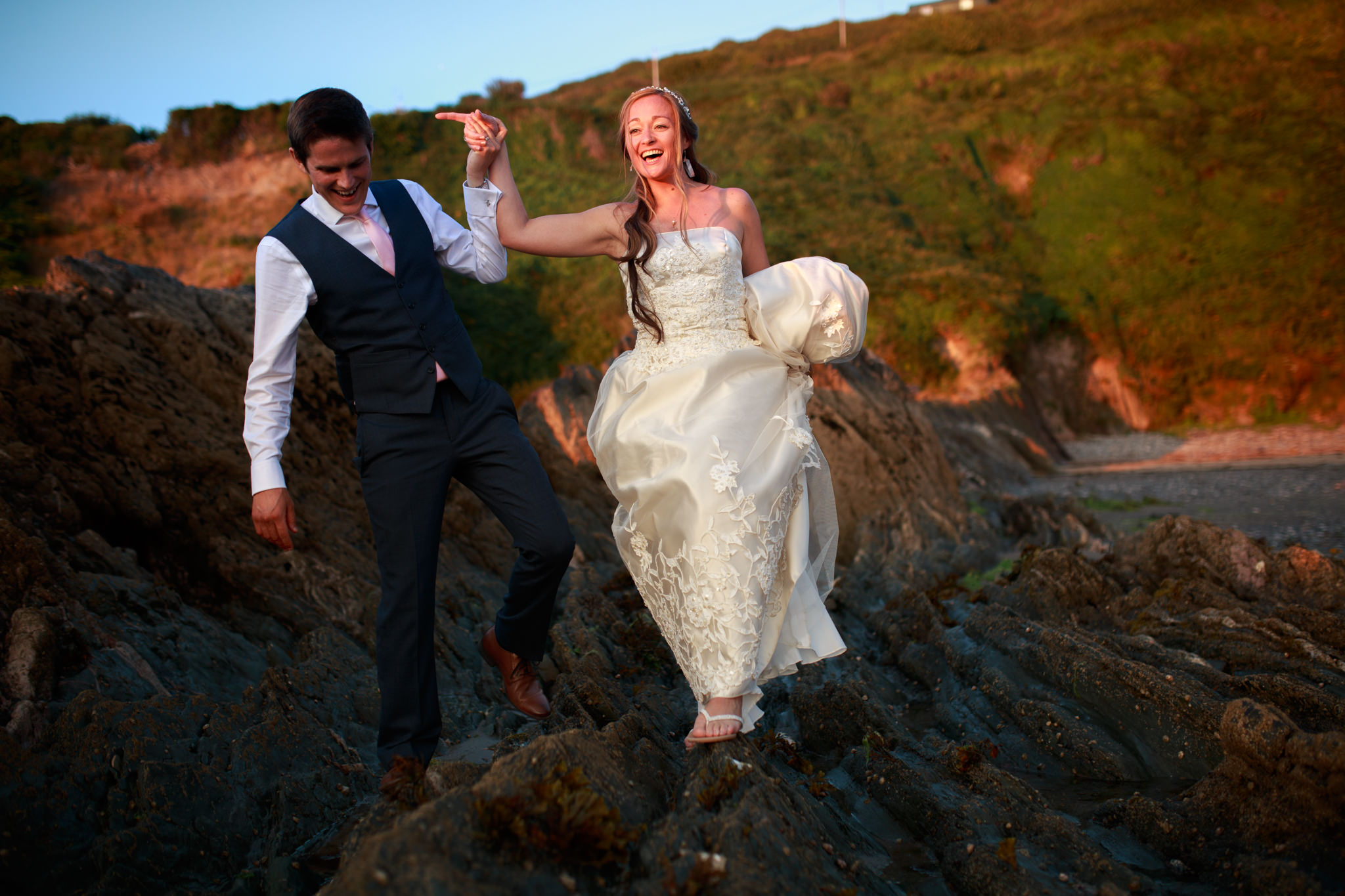 Polhawn Fort Wedding Photographer 044_.jpg