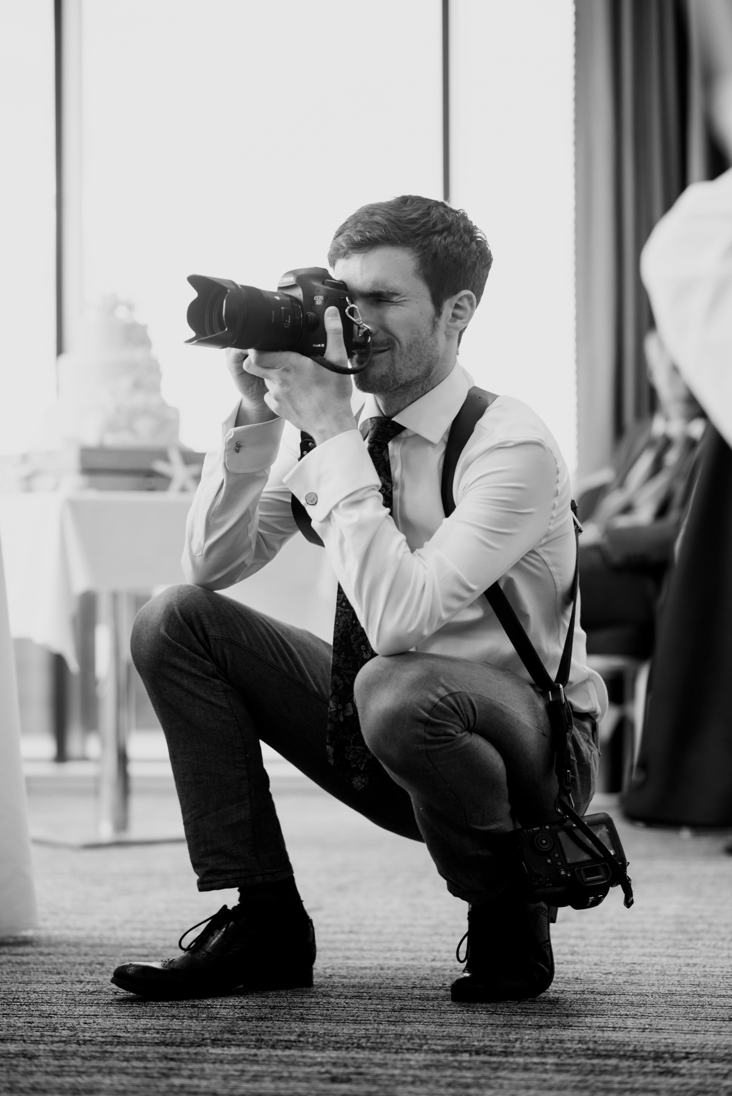Wedding Photography Second Shooter