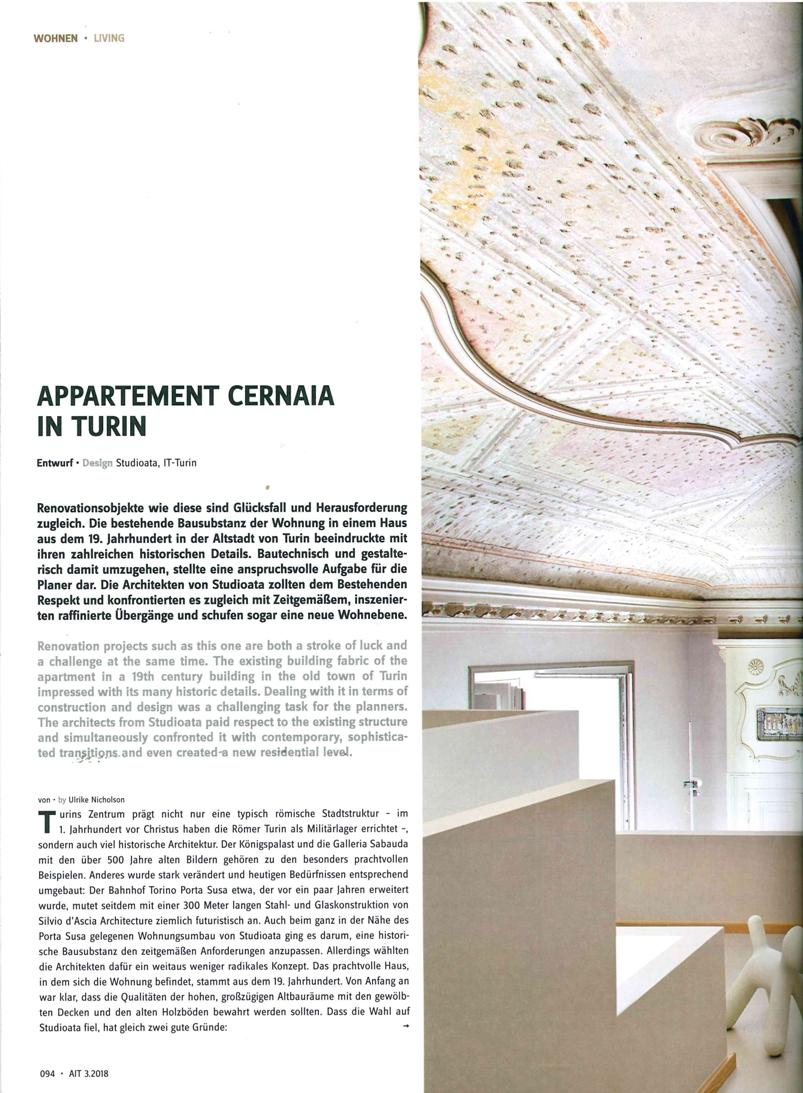 AIT Magazine - Germany -