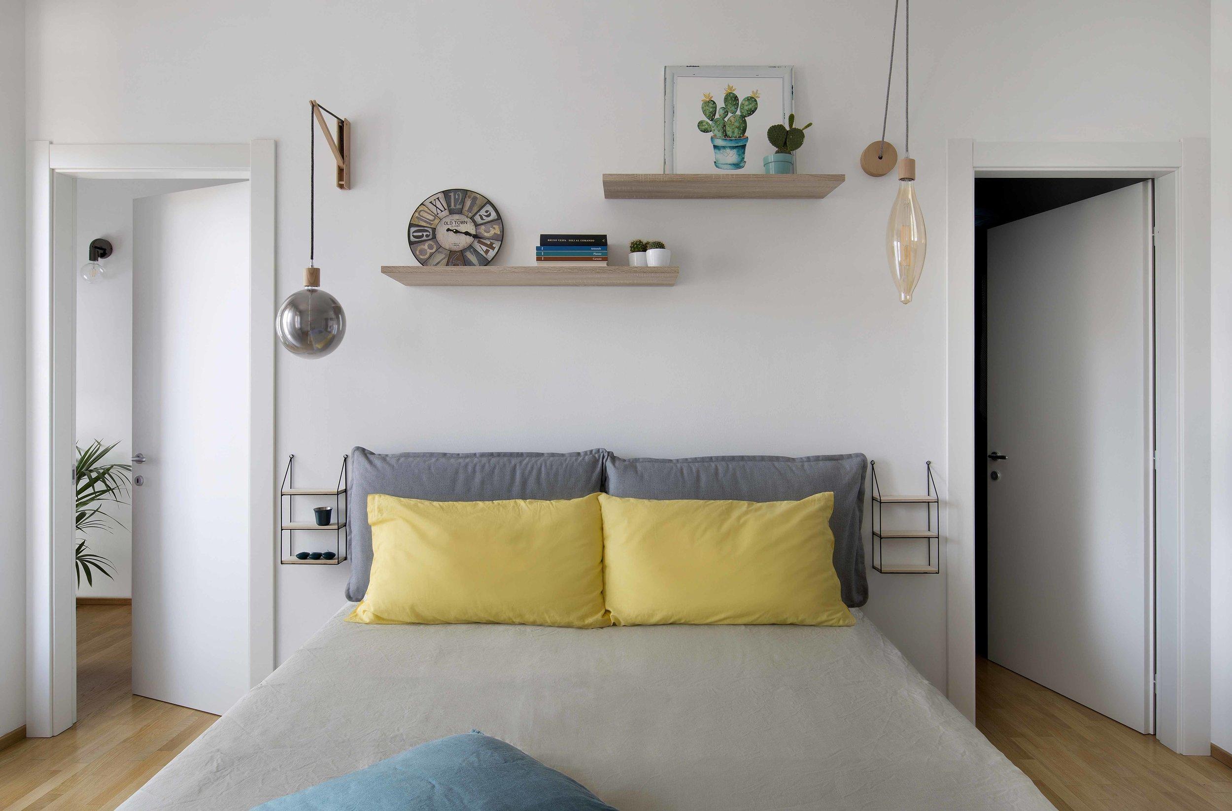 Planbuy-camera da letto creative cable