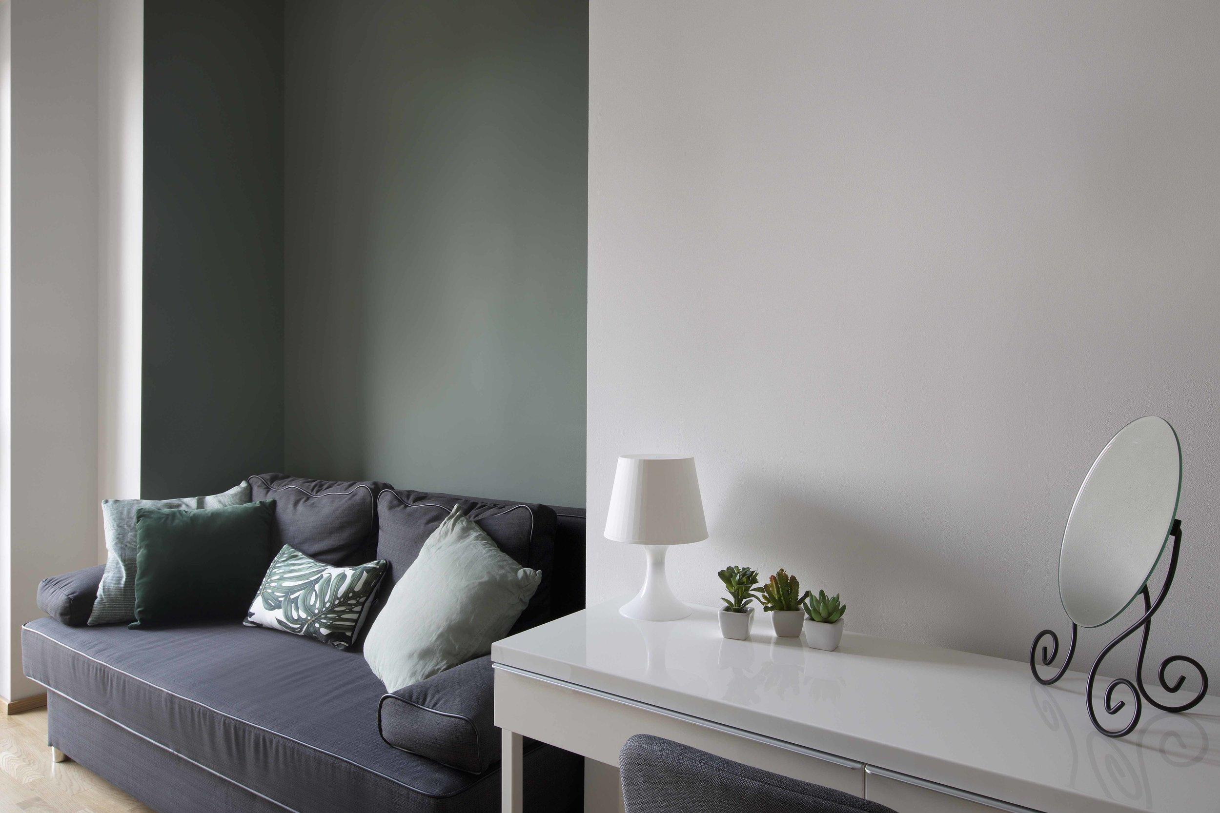 Planbuy-nicchia con divano