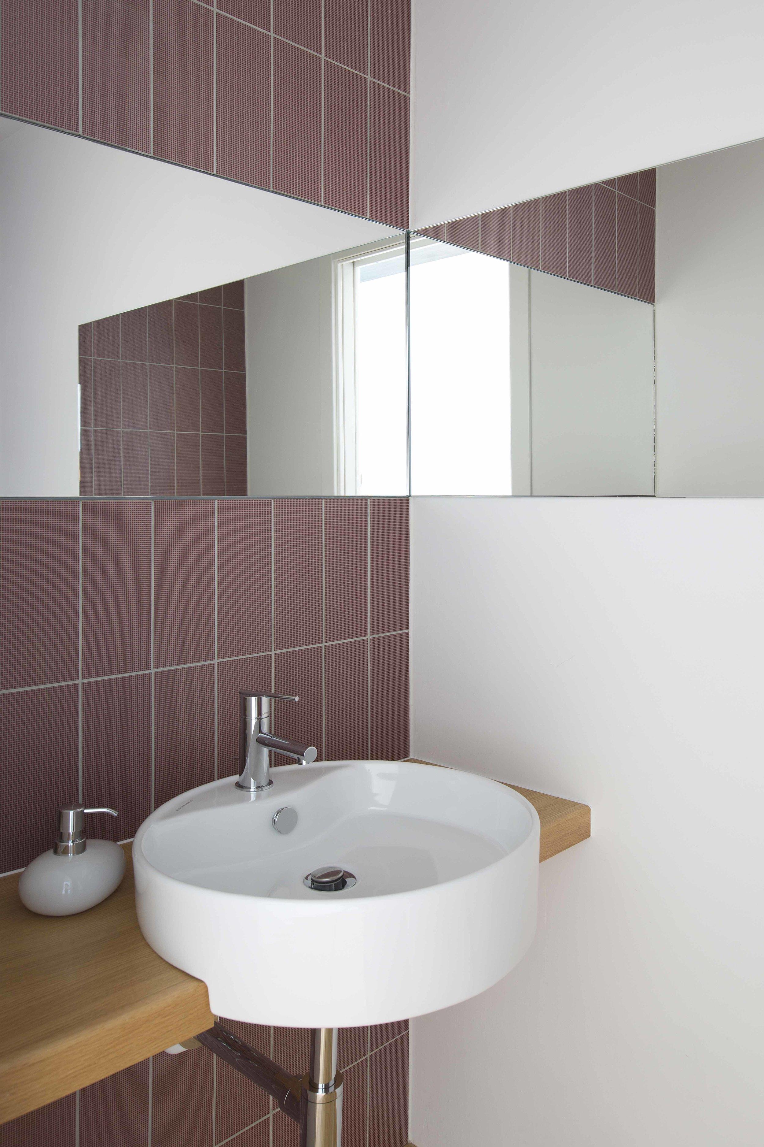 Planbuy-specchio angolare bagno