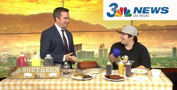 LAS VEGAS (KSNV News3LV) —  Tennesseasonings BBQ  (7315 W. Warm Springs Road) serve flavors of authentic barbecue with all the Southern fixin's in Las Vegas. Laura Harris shares information about the restaurant's new hours, classic items and tasty sides.